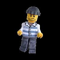 mascot supplier malaysia lego crook minifigure hola mascot 3