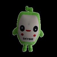 inflatable mascot malaysia skybie hola mascot 1