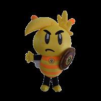 mascot malaysia bee safeguard hola mascot 1