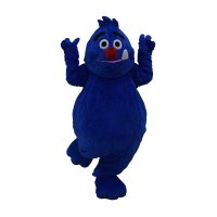 mascot malaysia supplier mamee monster hola mascot 5