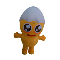 mascot malaysia supplier 8excite egg hola mascot 4