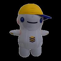 maskot malaysia supplier vitally robot hola mascot 5