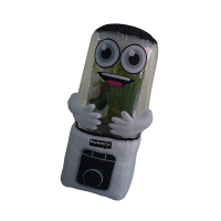 custom made mascot malaysia kuving blender hola mascot 5