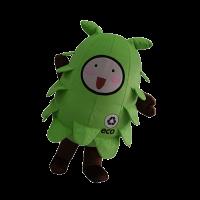 custom made mascot malaysia eco big tree hola mascot 10