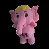 custom mascot malaysia carrie junior hola mascot 1