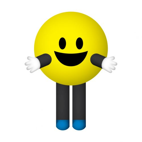Hola mascot_Pill_front