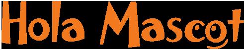 Hola Mascot Logo