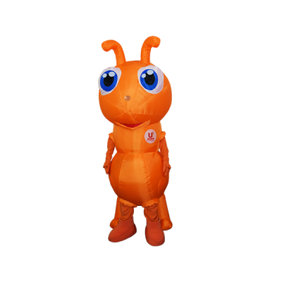 custom mascot malaysia ant hola mascot 3