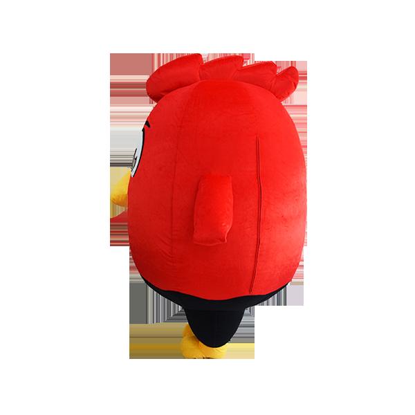 custom mascot malaysia ayam penyet 1