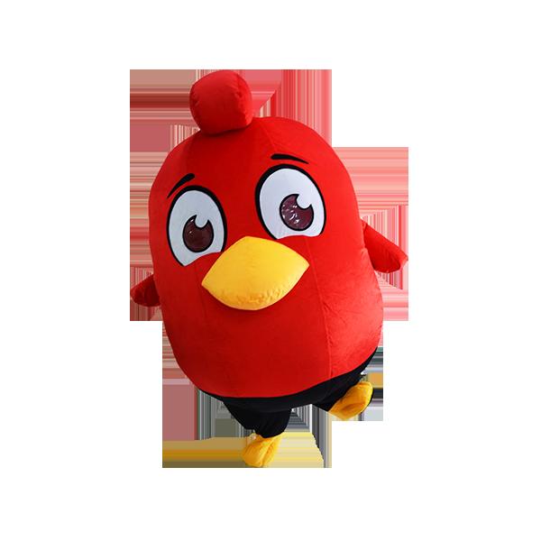 custom mascot malaysia ayam penyet 3
