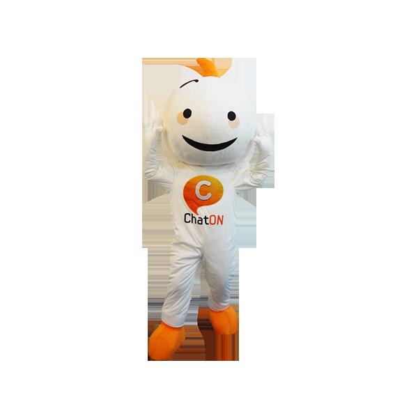 custom mascot supplier malaysia samsung chaton hola mascot 4