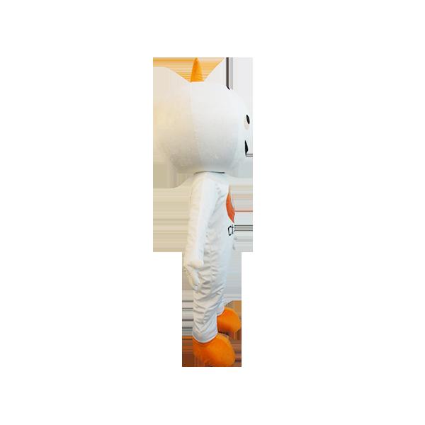 custom mascot supplier malaysia samsung chaton hola mascot 3