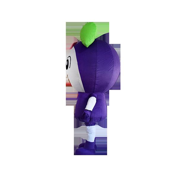 custom mascot malaysia yeos grape 5