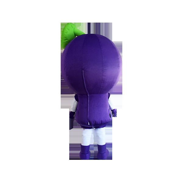 custom mascot malaysia yeos grape 3