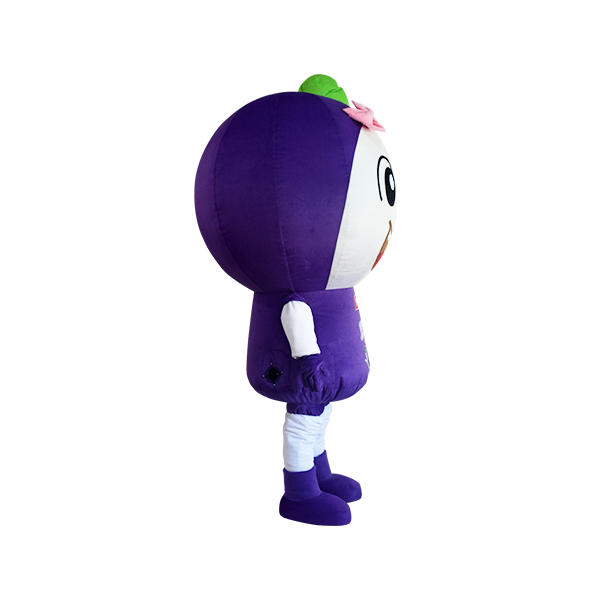 custom mascot malaysia yeos grape 2