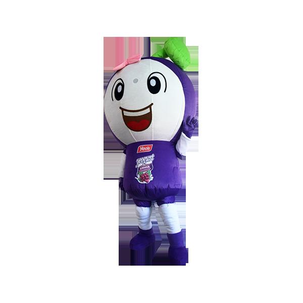 custom mascot malaysia yeos grape 1