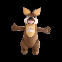 mascot malaysia australia kangaroo hola mascot 7