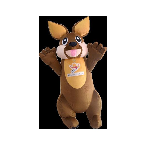 mascot malaysia australia kangaroo hola mascot 8