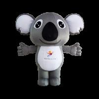 mascot malaysia australia koala bear hola mascot 2