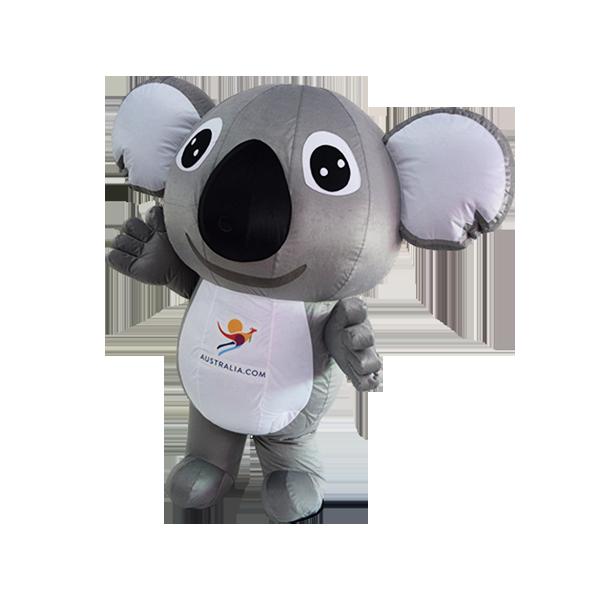 mascot malaysia australia koala bear hola mascot 3
