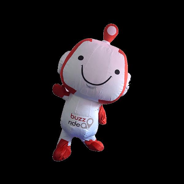 mascot malaysia buzz ride hola mascot 3