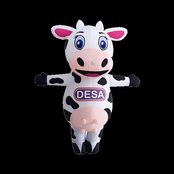 mascot malaysia desa cow hola mascot 3