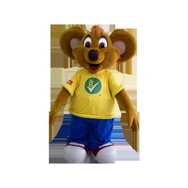 mascot malaysia nestle koko crunch hola mascot 4