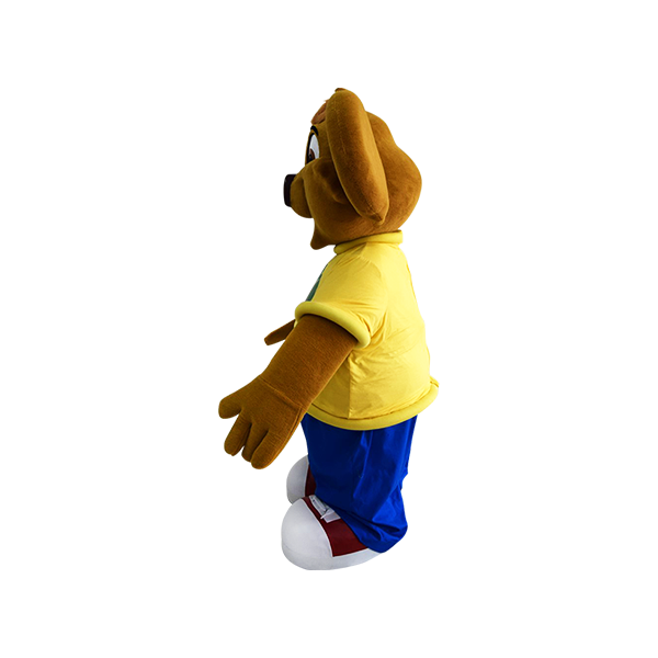 mascot malaysia nestle koko crunch hola mascot 3