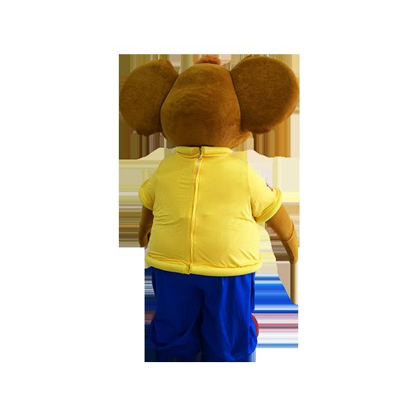 mascot malaysia nestle koko crunch hola mascot 2