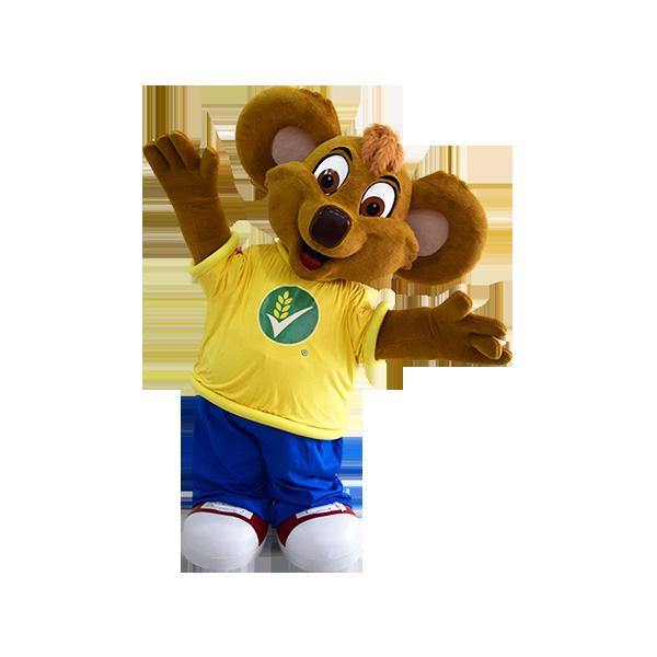 mascot malaysia nestle koko crunch hola mascot 1