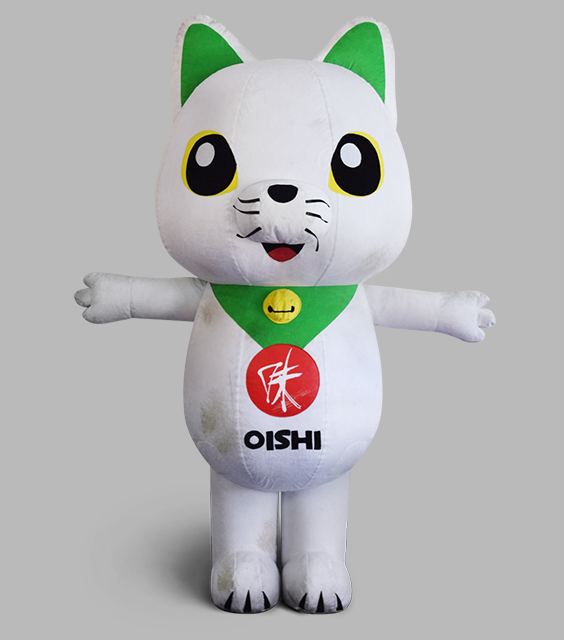 hola mascot before maintenance oishi 1