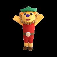 mascot malaysia boing lion hola mascot 1