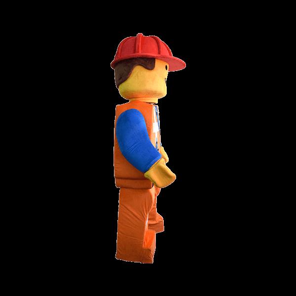 mascot malaysia lego construction worker hola mascot 4