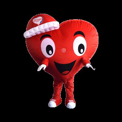 mascot supplier malaysia omega heart boy 2