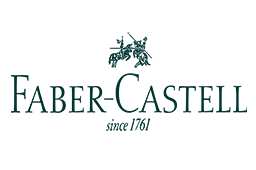 custom made mascot faber castell logo 1