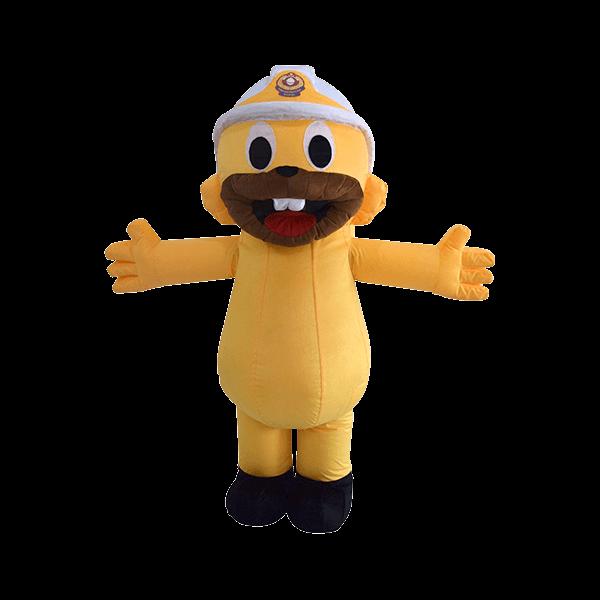 mascot malaysia edie squirel bomba hola mascot 2