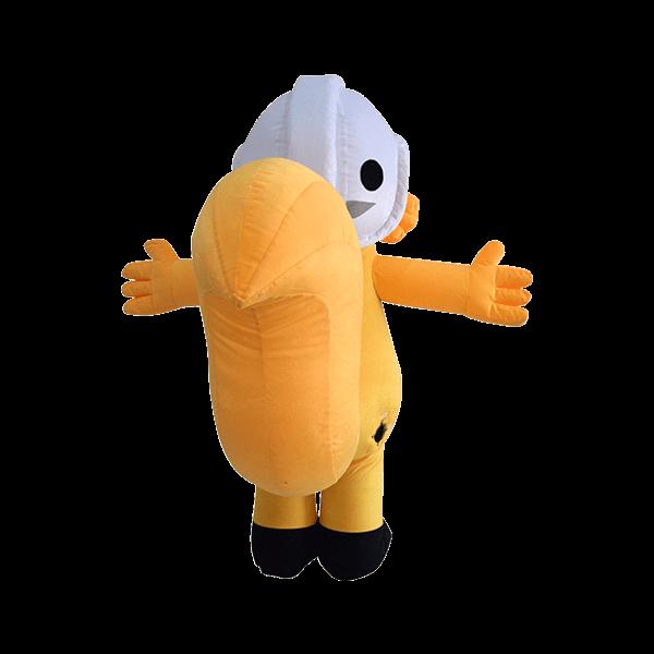mascot malaysia edie squirel bomba hola mascot 3