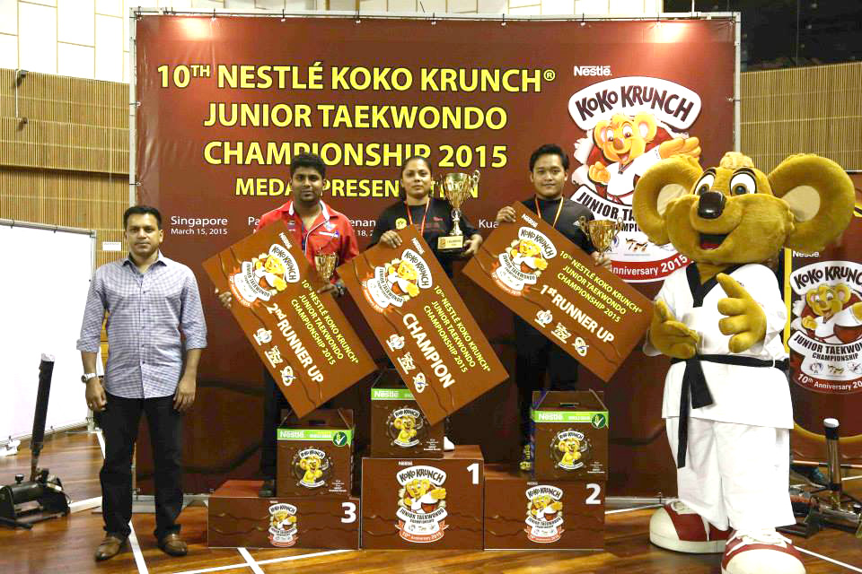 custom made mascot nestle koko krunch Hola Mascot Event 2