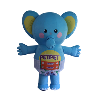 custom mascot supplier malaysia petpet soft elephant disposable 1