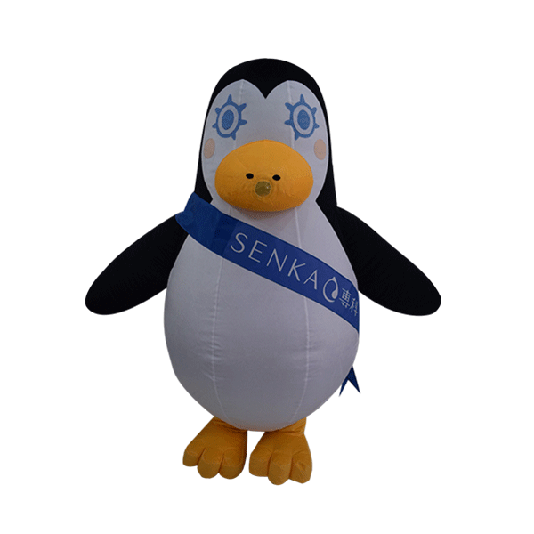 inflatable mascot malaysia penguin senka hola mascot 1