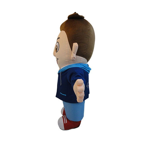 inflatable mascot malaysia tc boy hola mascot 9