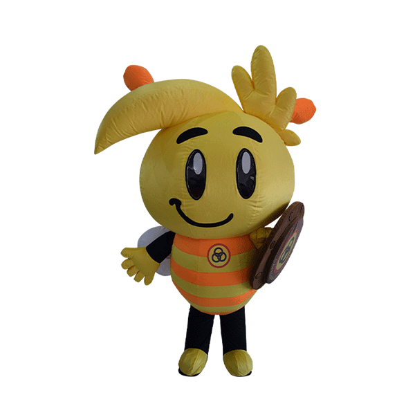mascot malaysia bee safeguard hola mascot 5