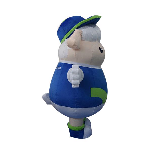 mascot costume tokio marine hola mascot sheep 4