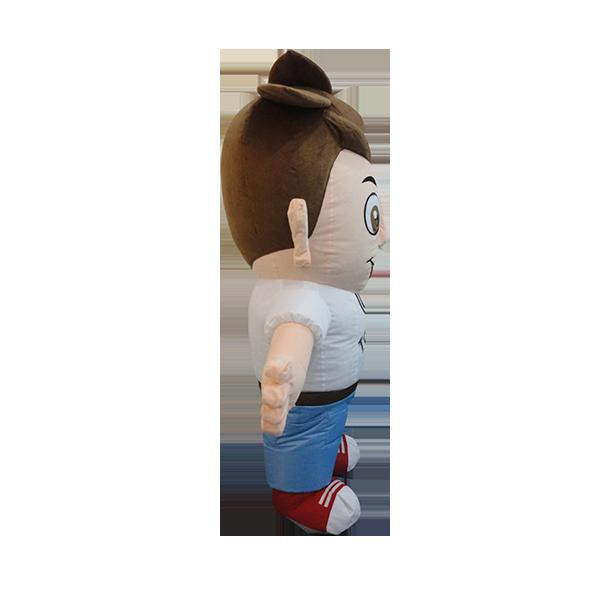 inflatable mascot malaysia tc boy hola mascot 2