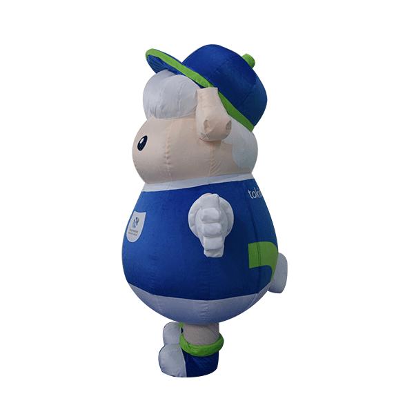 mascot costume tokio marine hola mascot sheep 2