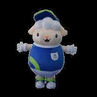 mascot costume tokio marine hola mascot 1