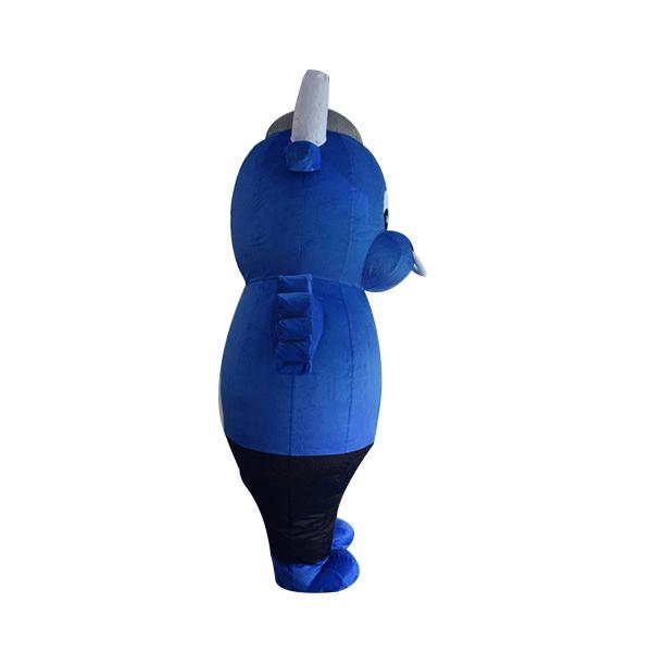 mascot costume malaysia bursa cow hola mascot 5