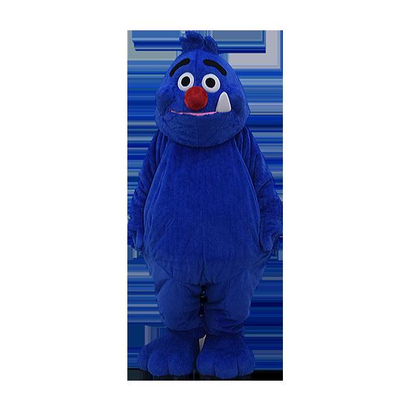 mascot malaysia supplier mamee monster hola mascot 1