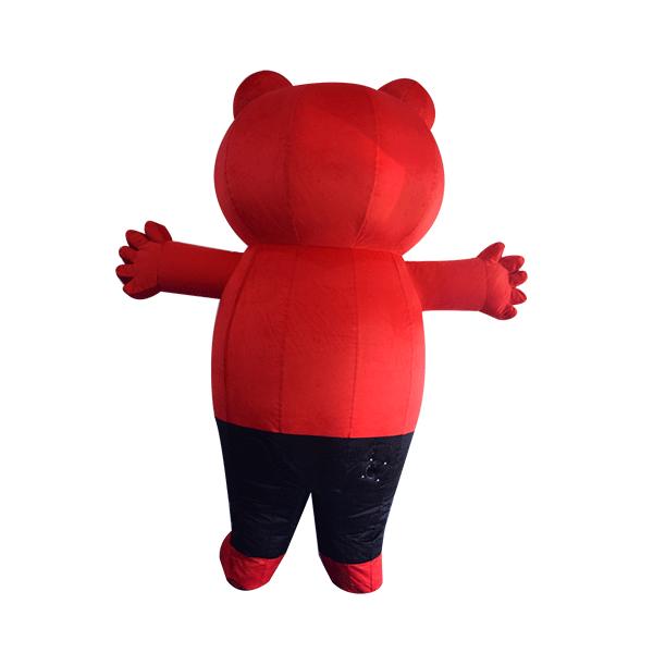 mascot costume malaysia bursa bear hola mascot 4