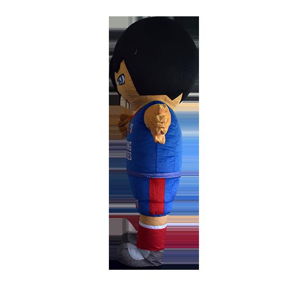inflatable mascot malaysia soccer boy hola mascot 2